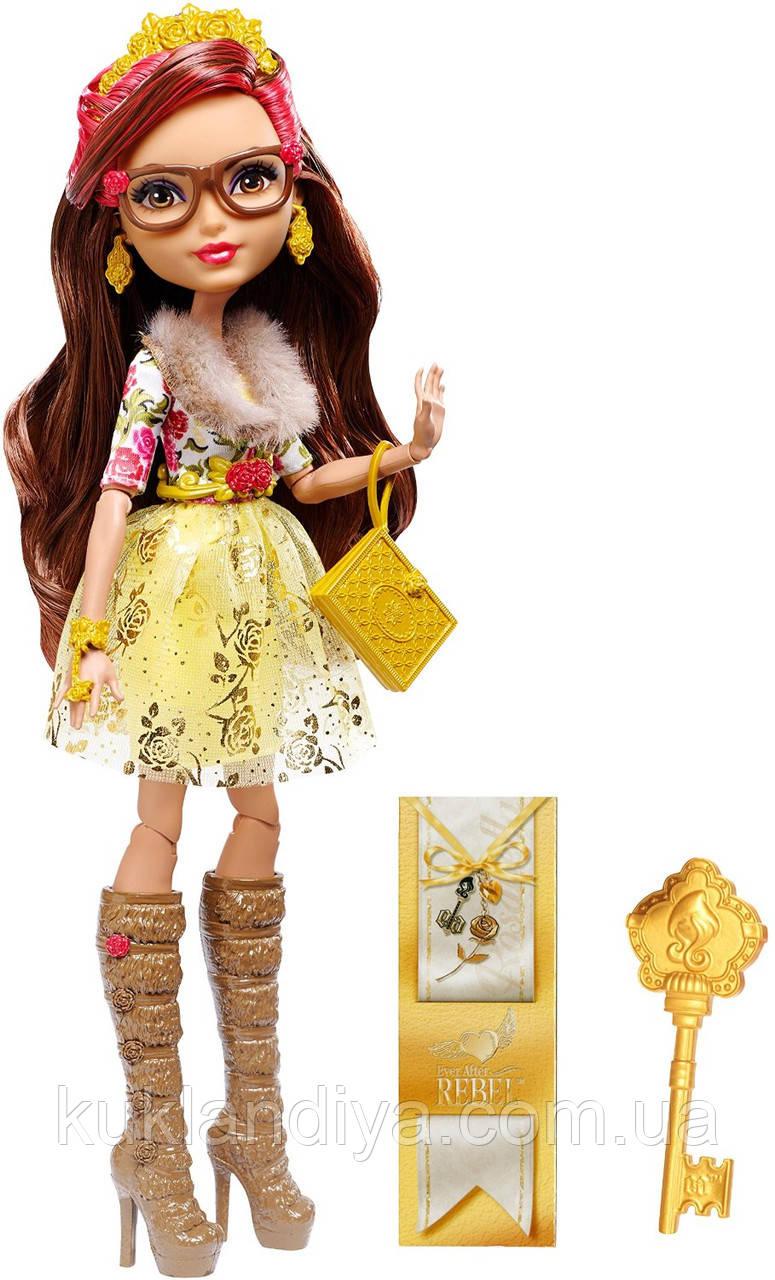 Кукла Ever After High Rosabella Beauty Розабелла Бьюти Базовая