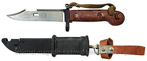 ММГ Штык-нож 6х4 АКМ (черный)