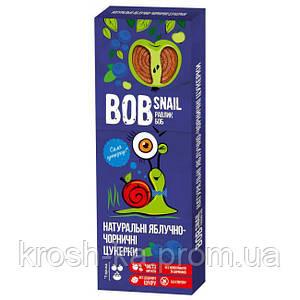 Натуральные яблочно-черничные конфеты Bob Shail Равлик Боб 30г Украина 1740436