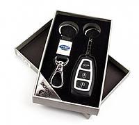 Подарочный набор Ford зажигалка / брелок, фото 1