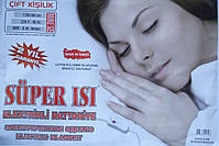 Электропростынь LUX 120x155 - Турция (Электро простынь) T-54445, фото 2
