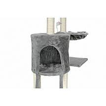 Когтеточка, домик для кота 135 см, фото 3