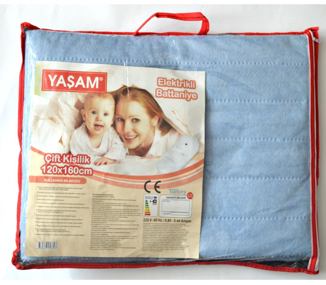 Электрическая простынь Yasam 120*160