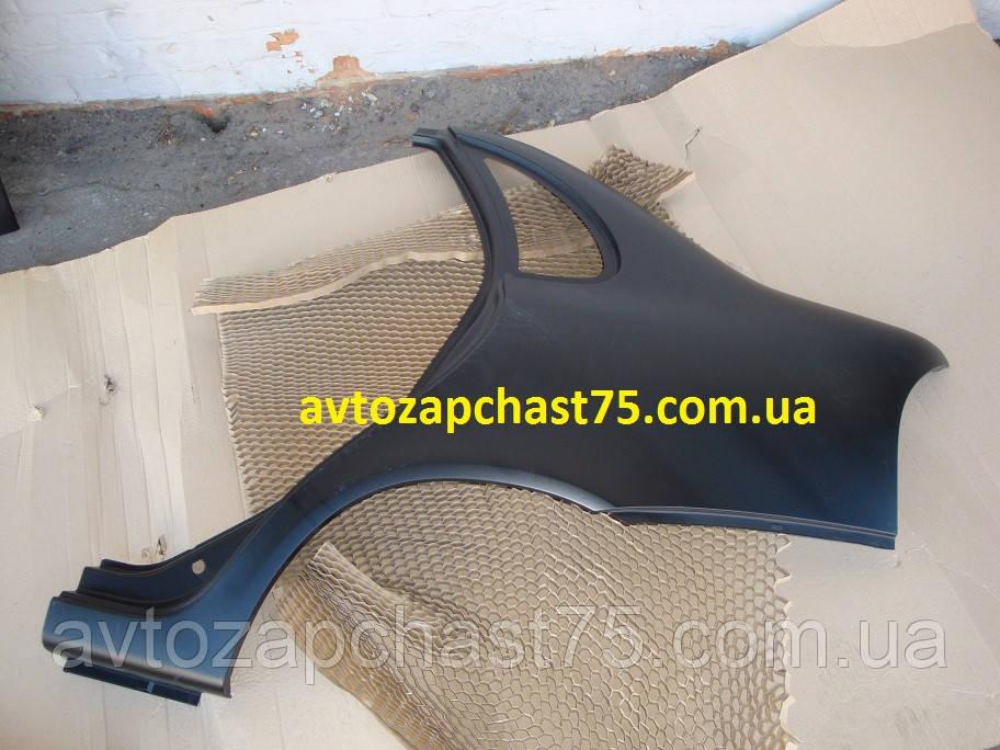 Крыло Ваз 1118 заднее левое (производитель АвтоВаз)