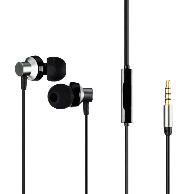 Навушники вакуум Remax RM-512 (Black)