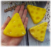 """Мыло """"Кусок сыра"""", фото 1"""
