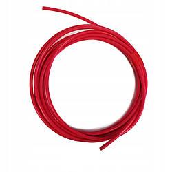 Тефлоновий канал ф1,0-1,4мм, (красный) 2,0/4,0, для алюминиевой проволоки (125.0006) (50), 125.0006A, A-Weld