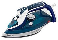 Праска VITEK 8306 2400 Вт Синьо-зелений/ Білий