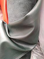 Кожзаменитель стрейч на замшевой основе для пошива верхней одежды мебели матовые ширина 145 см цвет зеленый
