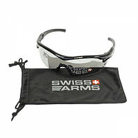 Очки SWISS ARMS GOOGLES TACTICAL SHOOTING