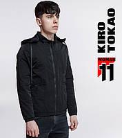 11 Kiro Tokao   Ветровка японская для мужчин 3353 черный