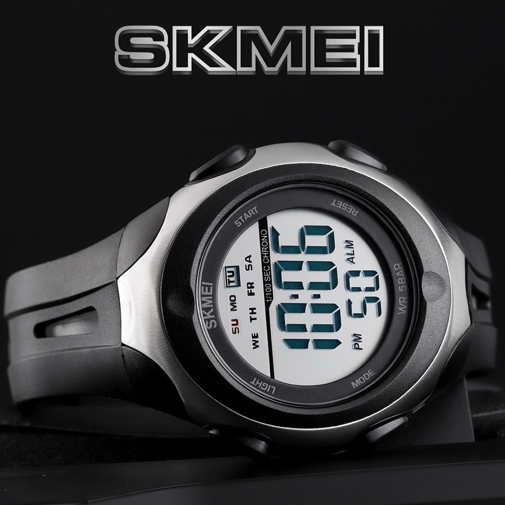 Оригинальные спортивные часы Skmei 1492  black