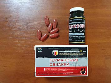 Таблетки для потенции Германская овчарка (10 таблеток)