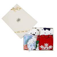 Подарочный набор для новорожденных  Cнежинка