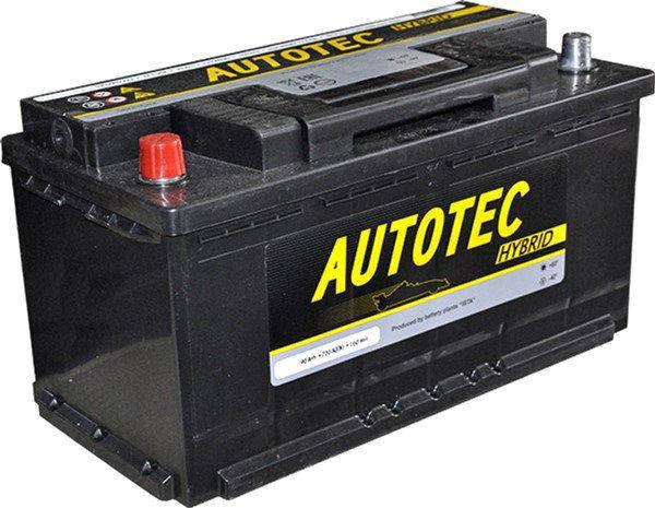 AUTOTEC  6СТ-90 (590 99 02) Автомобильный аккумулятор стартерный, фото 2