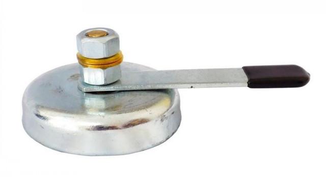 Зажим массы 200A магнитный (5700003000) Most