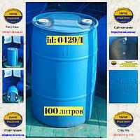0429/1: Бочка (100 л.) б/у пластиковая ✦ Жидкое мыло
