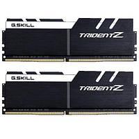 Оперативна память G.Skill 16 GB (2x8GB) DDR4 3600 MHz Trident Z Black (F4-3600C17D-16GTZKW)