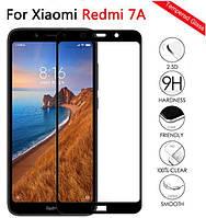 Защитное стекло дважды закаленное 9D для Xiaomi Redmi 7А /, фото 1