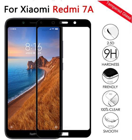 Защитное стекло дважды закаленное 9D для Xiaomi Redmi 7А /