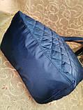 (34*48-большой) Женские сумка стеганная только оптом, фото 4