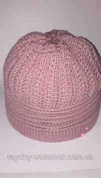 Жіноча шапка осінь-зима.