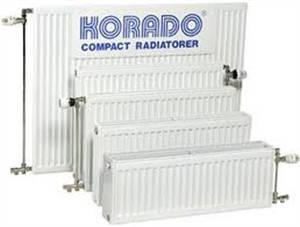 Cтальные радиаторы Korado тип 11