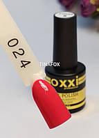 Гель-лак Oxxi Professional  8 мл, №024