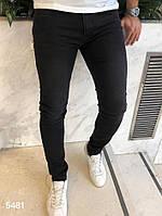 Мужские джинсы черные REDMAN