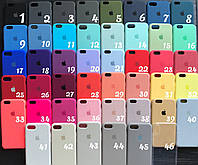 Чехол Silicone case for iPhone X