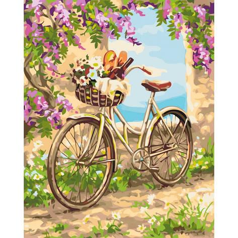 Картина по номерам Деревенское утро КНО2207 Идейка 40x50см, фото 2
