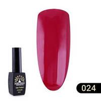 Гель лак Global Fashion BLACK ELITE (8 мл) 024