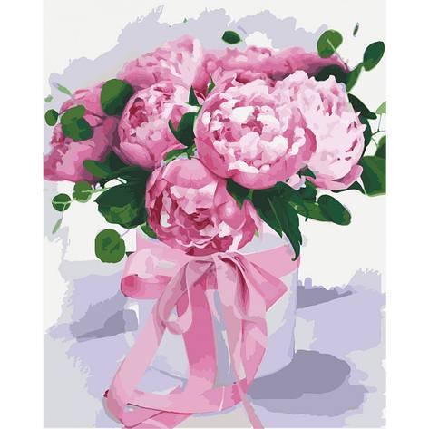 Картина по номерам Подарок любимой 2 КНО2095 Идейка 40x50см, фото 2