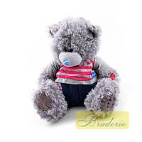 Мягкая игрушка озвученная медведь SP11122