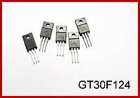 GT30F124, транзистор , IGBT.