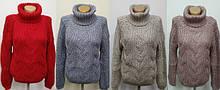 Водолазки,толстовки,светри жіночі (осінь-зима).