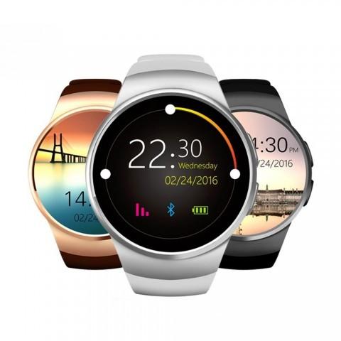 Смарт часы KingWear KW18 | Smart Watch Sim-картой, Умные часы