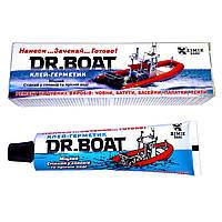 Клей-герметик Химик-Плюс Dr.Boat в тубе 40 мл