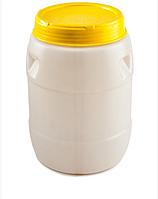 Бочка полиэтиленовая,  55 литров, пищевая