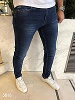Мужские джинсы темно-синие REPLAY