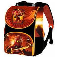 Ранец для школьника с ортопедической спинкой Ninjago 988555