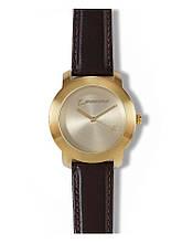 Мужские часы Boeing Gold Rotating Airplane Watch