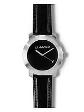 Мужские часы Boeing Silver Rotating Airplane Watch