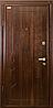"""Входная дверь для улицы """"Портала"""" (Элегант Vinorit) ― модель Родос"""