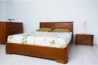 """Кровать деревянная двухспальная с подъемным механизмом """"Ассоль"""""""