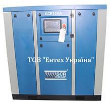 SCR10XA спиральный безмасляный компрессор SCR. Мощность 7,5 кВт. Давление 8 и 10 бар.