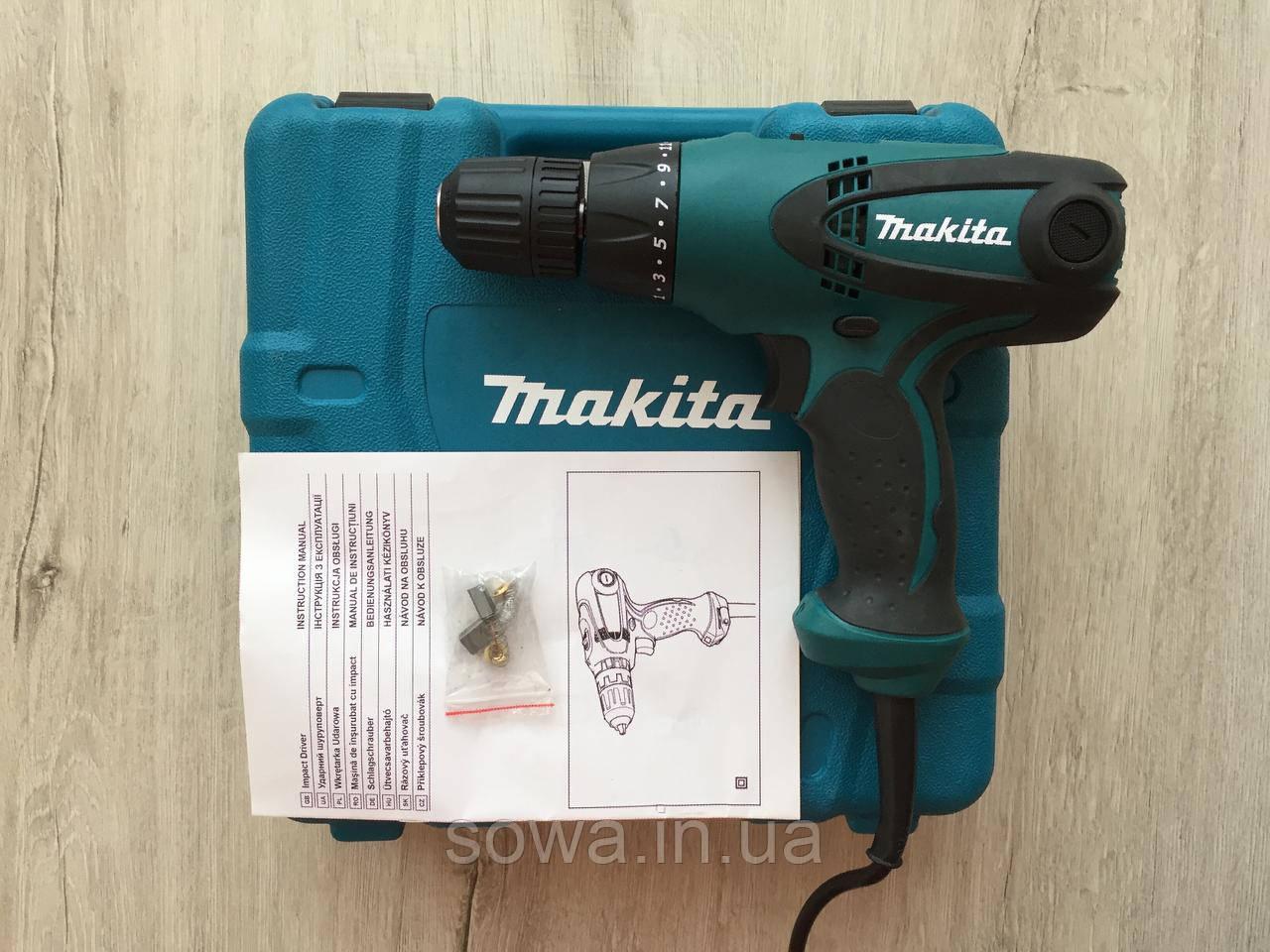 ✔️ Сетевой шуруповерт Makita _ МакитаTD0101F