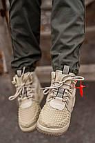 Женские кроссовки в стиле Nike Lunar Force 1 Duckboot, фото 3