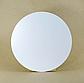 Подложка двп Д 45 см  усиленная круг белая  h 3 мм, фото 2