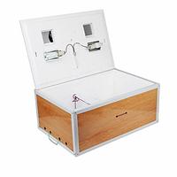 Инкубатор механический Курочка Ряба ИБМ 130 с цифровым терморегулятором и вентилятором